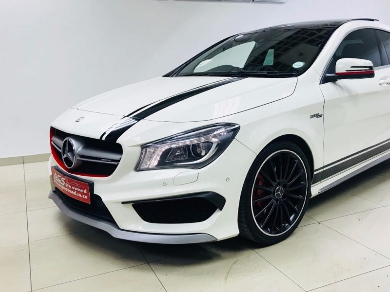used mercedes benz cla class cla 45 amg performance pan roof plan to 140000kms for sale in. Black Bedroom Furniture Sets. Home Design Ideas