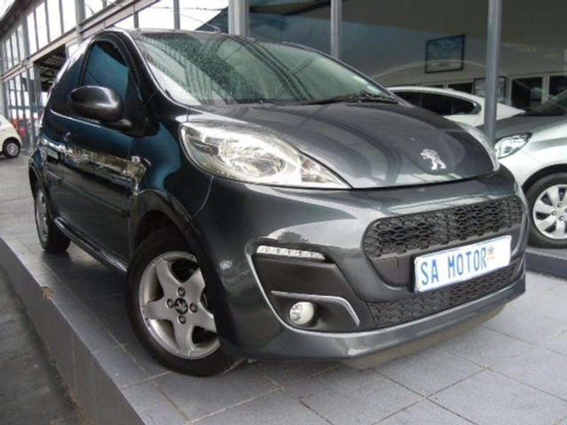 used peugeot 107 trendy for sale in gauteng id 2857730. Black Bedroom Furniture Sets. Home Design Ideas