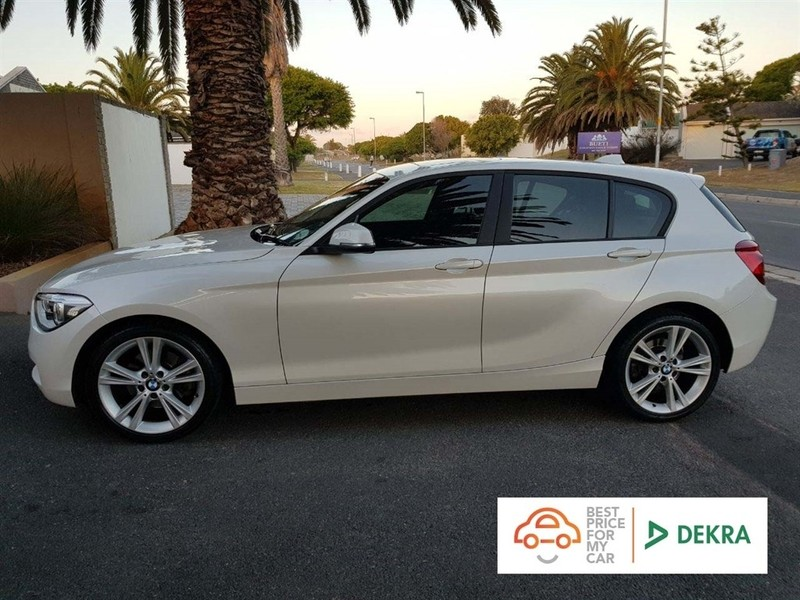 Used Bmw 1 Series 125i M Sport Line 5dr A T F20 For Sale