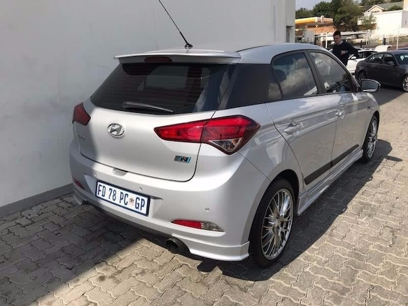 used hyundai i20 i20 1 4 sport for sale in gauteng id 2860690. Black Bedroom Furniture Sets. Home Design Ideas