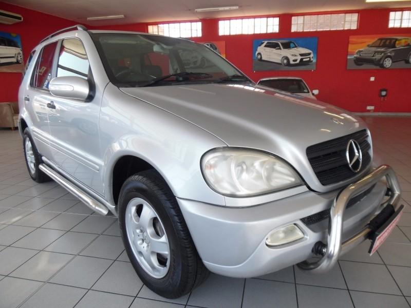 Used mercedes benz m class 2004 mercedes benz ml270cdi for Mercedes benz suv used for sale