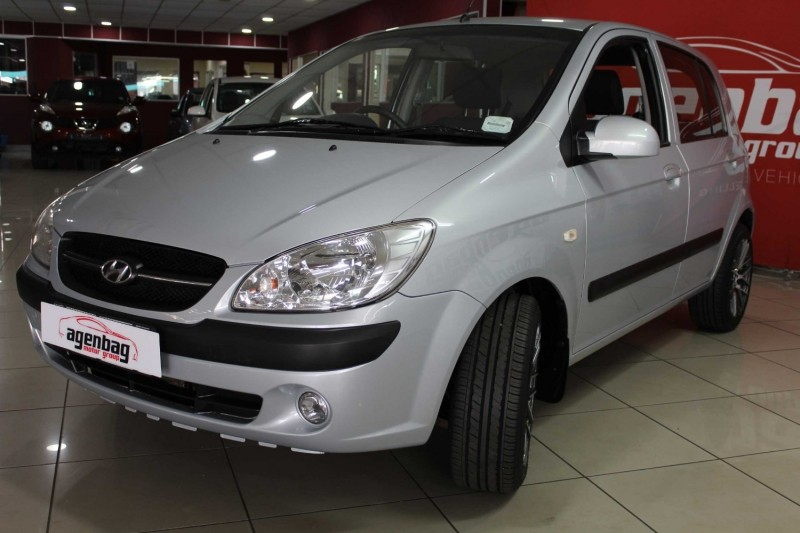 Used Hyundai Getz 1 4 Hs For Sale In North West Province
