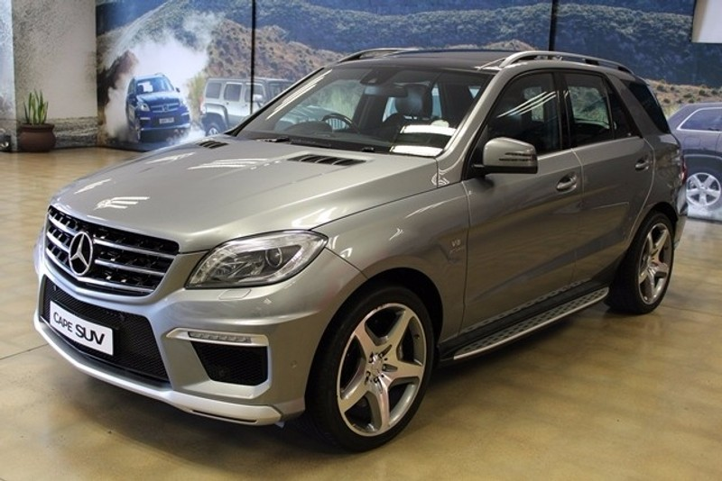 Used mercedes benz m class ml 63 amg for sale in western for Mercedes benz ml350 amg for sale