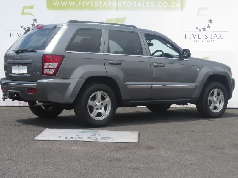 used jeep grand cherokee 5 7 hemi v8 ltd for sale in gauteng id 2862328. Black Bedroom Furniture Sets. Home Design Ideas