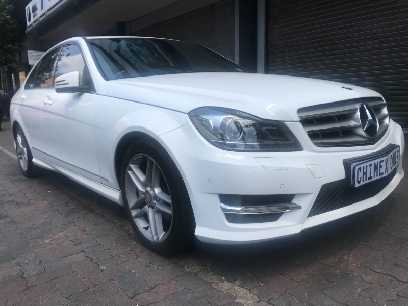 Used mercedes benz c class c 180 classic a t for sale in for Mercedes benz c class used cars for sale