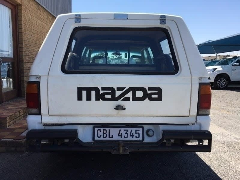 Used Mazda Drifter B 3000 Double Cab P U D C For Sale In