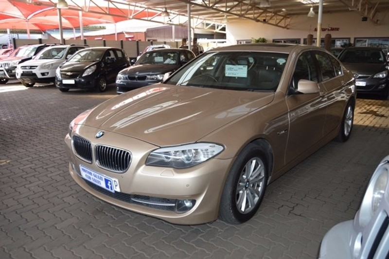 used bmw 5 series 523i a t f10 for sale in gauteng id 2862996. Black Bedroom Furniture Sets. Home Design Ideas