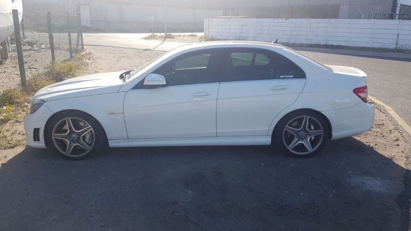 Used mercedes benz c class c63 amg for sale in western for 2009 mercedes benz c300 for sale