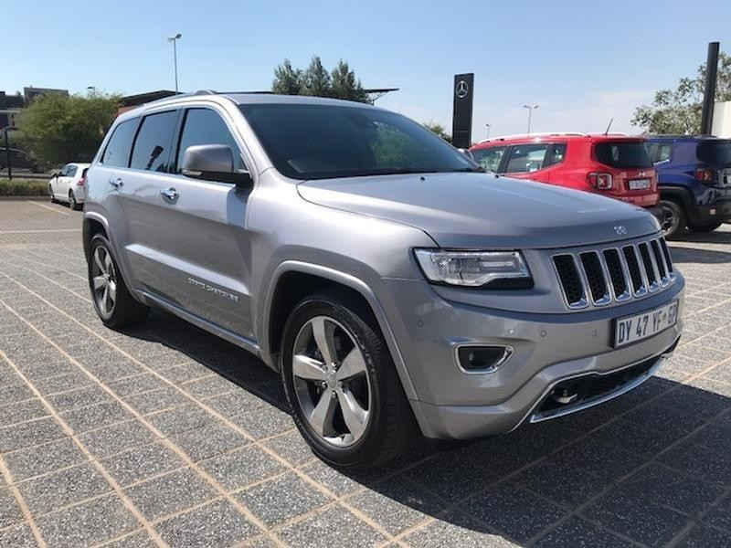 used jeep grand cherokee 3 6 overland for sale in gauteng id 2864358. Black Bedroom Furniture Sets. Home Design Ideas