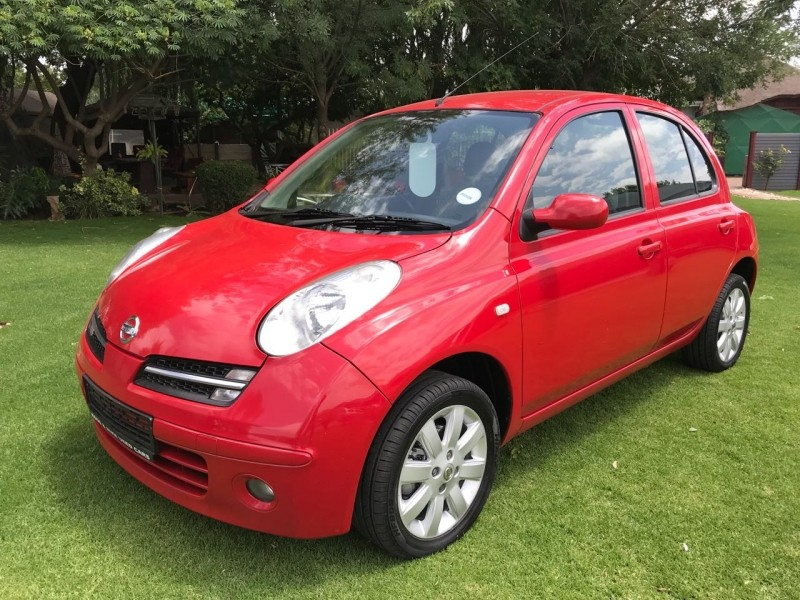 used nissan micra 1 5 dci acenta 5dr d70 for sale in gauteng id 2864996. Black Bedroom Furniture Sets. Home Design Ideas