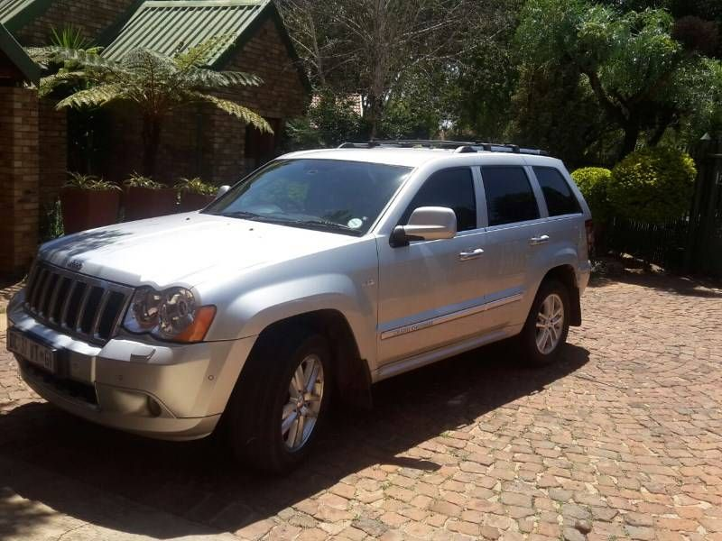 used jeep grand cherokee v6 crd overland for sale in gauteng id 2865022. Black Bedroom Furniture Sets. Home Design Ideas