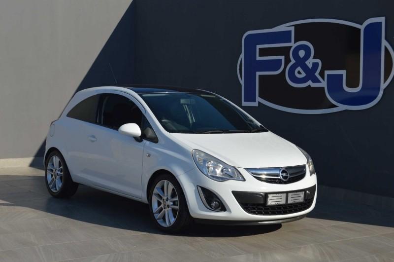 2011 Opel Corsa 1.4 Sport 3dr For Sale In Gauteng