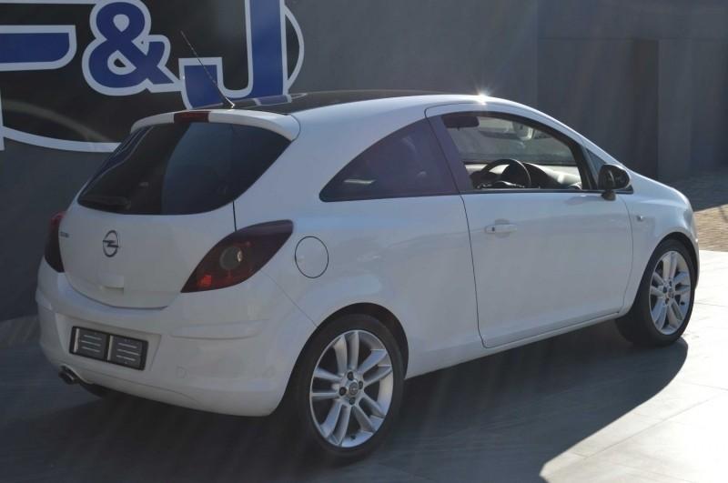 2011 Opel Corsa 1.4 Sport 3dr Gauteng Vereeniging_4
