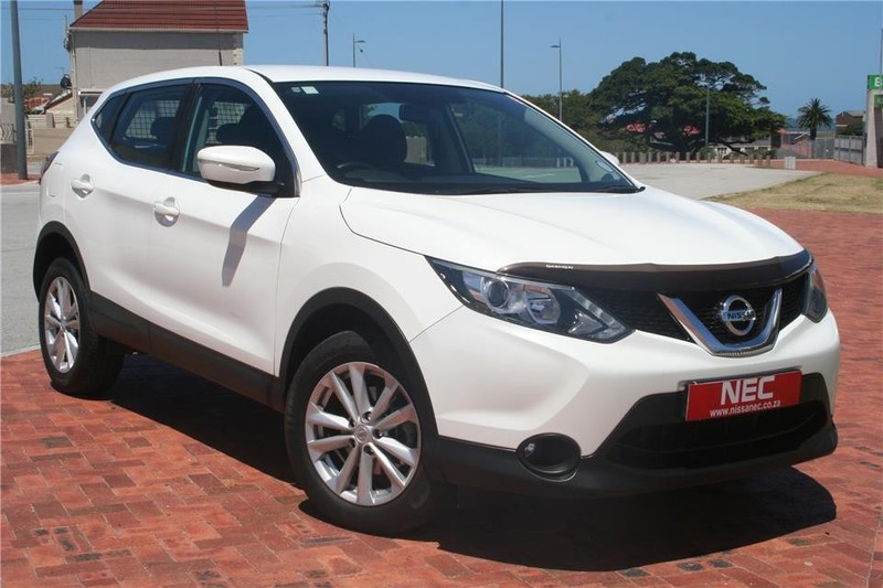 Used Nissan Qashqai 1 2t Acenta For Sale In Eastern Cape