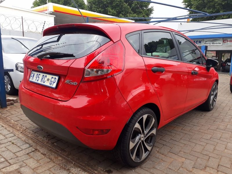 used ford fiesta 1 4 ambiente for sale in gauteng id 2867034. Black Bedroom Furniture Sets. Home Design Ideas