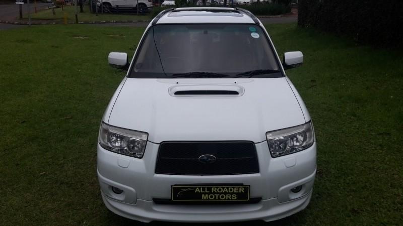 Used Subaru Forester 2 5 Xt Pro Drive For Sale In Kwazulu