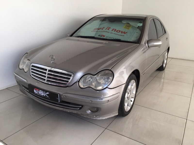 used mercedes benz c class c 240 elegance a t for sale in gauteng id 2867150. Black Bedroom Furniture Sets. Home Design Ideas