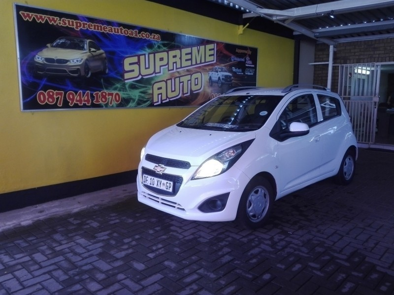 Used Chevrolet Spark Pronto 1.2 F/C Panel van ideal security vehicle