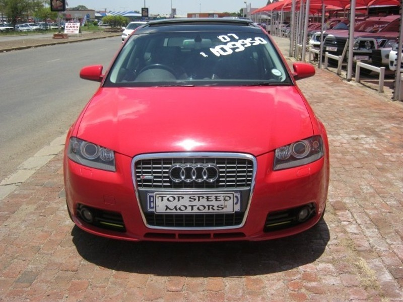 used audi a3 sportback fsi ambition for sale in gauteng id 2867844. Black Bedroom Furniture Sets. Home Design Ideas
