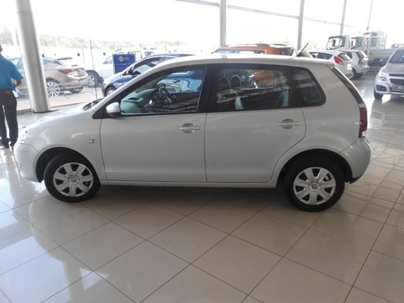 Unlimited Vehicle History Reports >> Used Volkswagen Polo Vivo GP 1.4 Trendline 5-Door for sale in North West Province - Cars.co.za ...