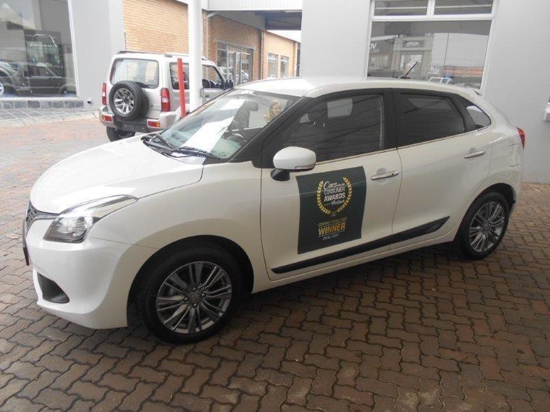 Used Suzuki Baleno 14 GLX 5 Door For Sale In Gauteng