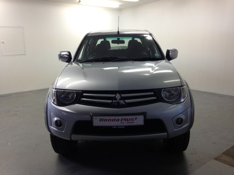 Used Mitsubishi Triton 2 4 Mpi Abs P U D C For Sale In