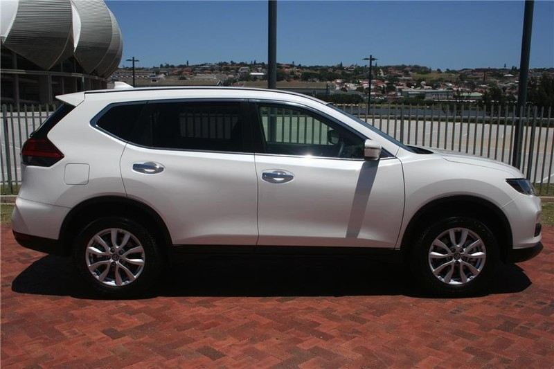 Used Nissan X Trail 2 0 Visia For Sale In Eastern Cape