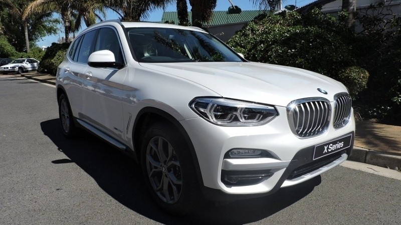 Used Bmw X3 Xdrive 20d Xline G01 For Sale In Western