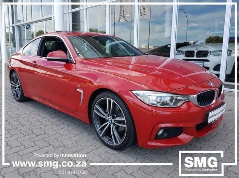 Used Bmw 4 Series Coupe M Sport For Sale In Western Cape