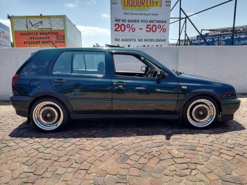 Used Volkswagen Golf 3 Gti 2 0 8v For Sale In Gauteng