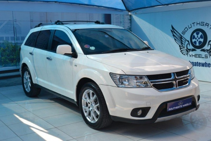 used dodge journey 3 6 v6 r t a t for sale in gauteng id 2874714. Black Bedroom Furniture Sets. Home Design Ideas