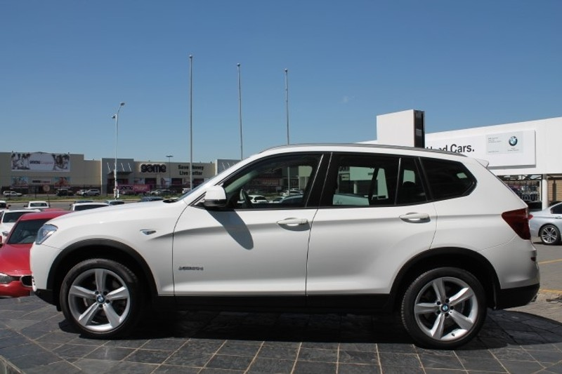 used bmw x3 xdrive20d exclusive auto for sale in gauteng id 2874766. Black Bedroom Furniture Sets. Home Design Ideas