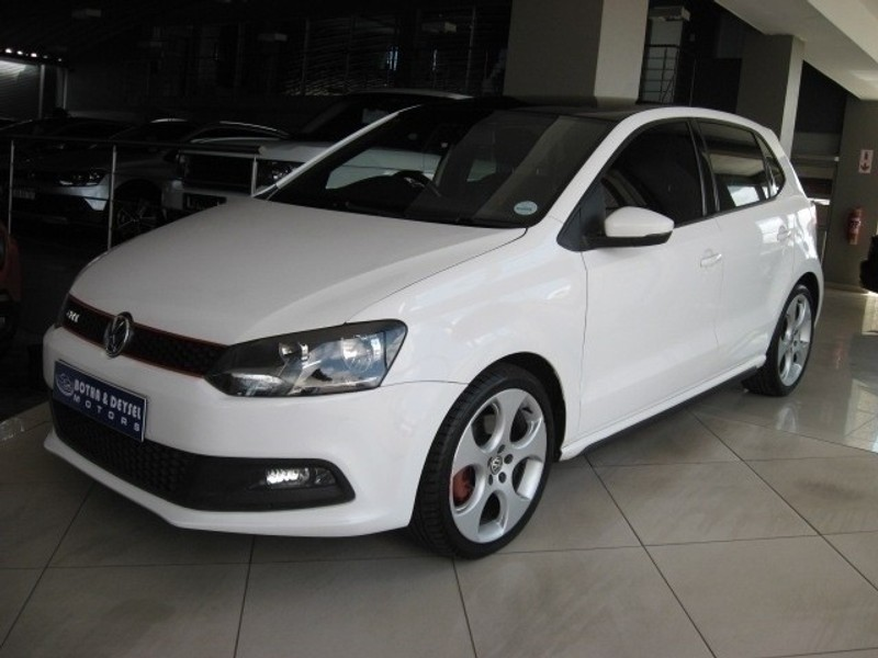 used volkswagen polo gti dsg for sale in gauteng id 2875506. Black Bedroom Furniture Sets. Home Design Ideas