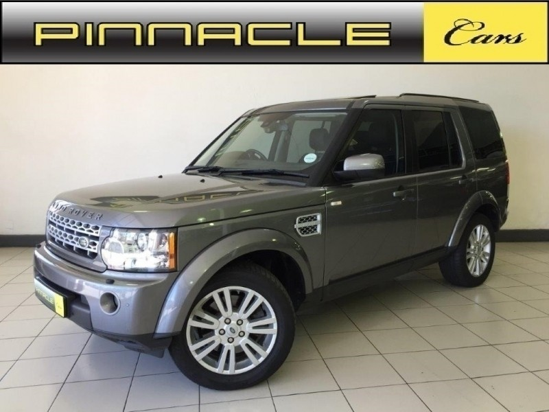 used land rover discovery 4 3 0 sdv6 hse auto for sale in. Black Bedroom Furniture Sets. Home Design Ideas