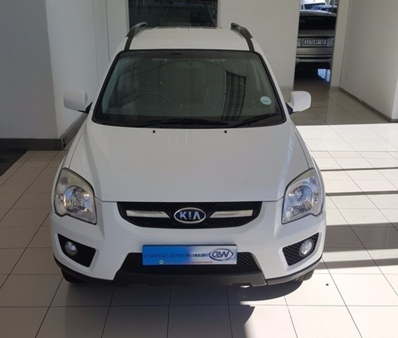 used kia sportage 2 0 for sale in gauteng id 2876792. Black Bedroom Furniture Sets. Home Design Ideas