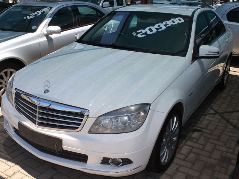 used mercedes benz c class c220 cdi classic a t for sale. Black Bedroom Furniture Sets. Home Design Ideas