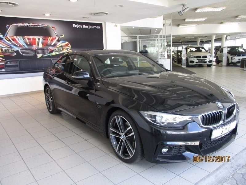 used bmw 4 series 420d gran coupe m sport auto for sale in western cape id 2877626. Black Bedroom Furniture Sets. Home Design Ideas