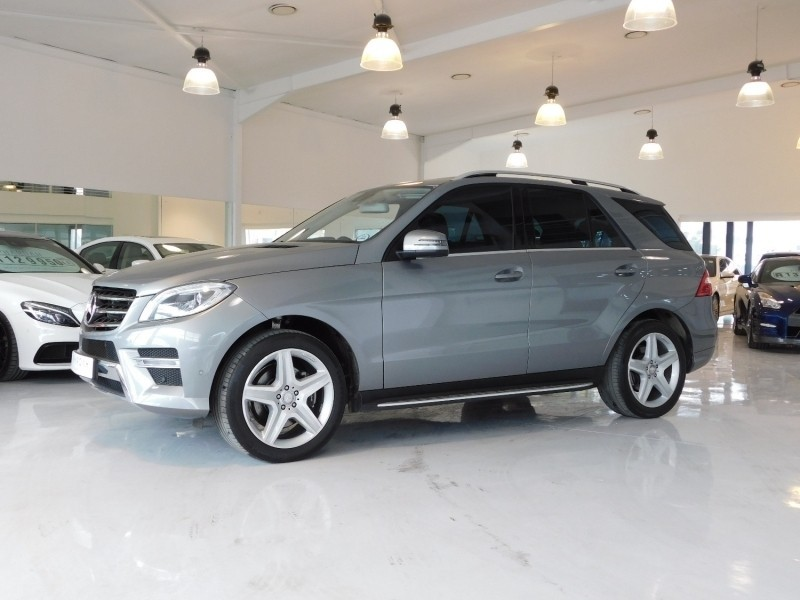 Used mercedes benz m class ml 250 bluetec for sale in for Mercedes benz bluetec for sale