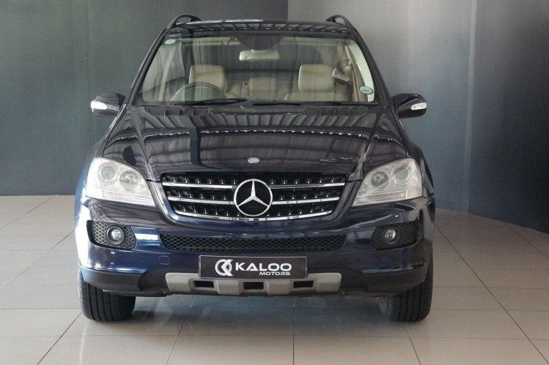 Used mercedes benz m class ml 320 cdi a t for sale in for 2005 mercedes benz ml350 for sale