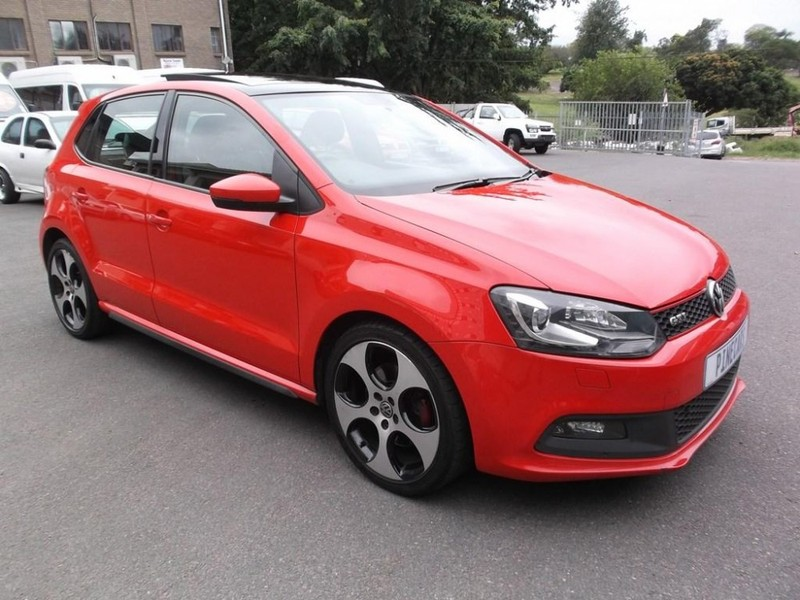 used volkswagen polo gti dsg for sale in kwazulu natal id 2877954. Black Bedroom Furniture Sets. Home Design Ideas