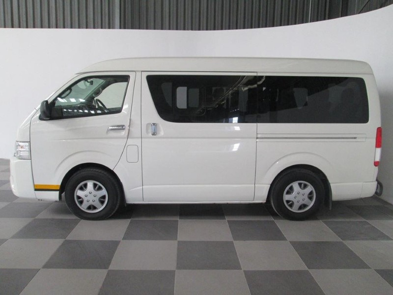 Used Toyota Quantum 2 5 D 4d 10 Seat For Sale In Western