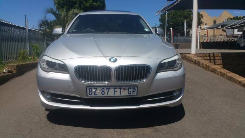 used bmw 5 series 520i a t exclusive f10 for sale in gauteng id 2878272. Black Bedroom Furniture Sets. Home Design Ideas