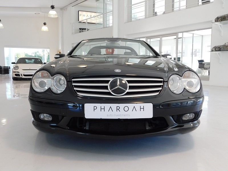 Used mercedes benz sl class sl 55 amg for sale in gauteng for 2004 mercedes benz sl55 amg for sale