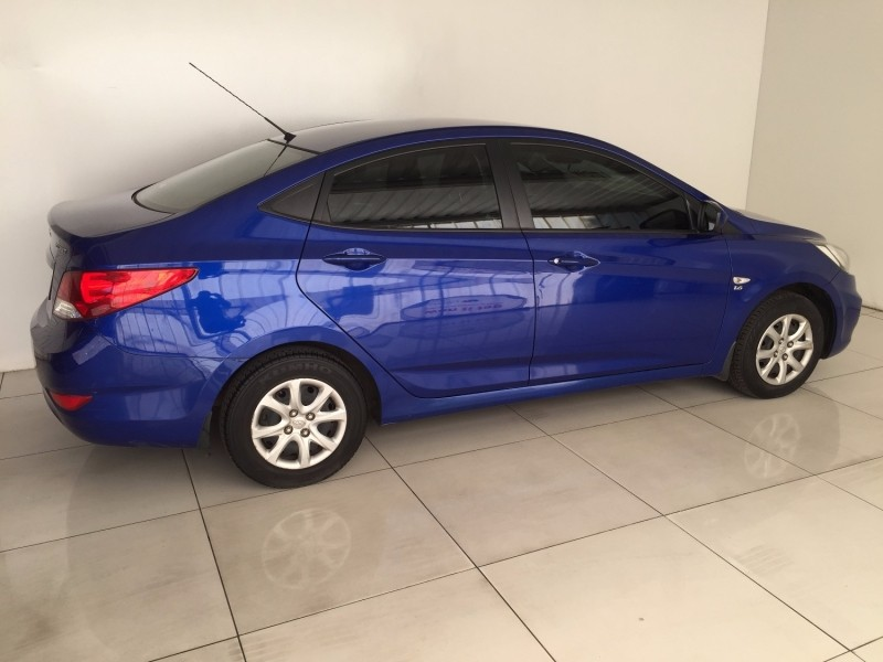 used hyundai accent 1 6 gl for sale in gauteng id 2878550. Black Bedroom Furniture Sets. Home Design Ideas