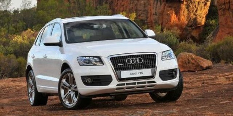 Used Audi Q5 2 0 T Fsi Quattro S Tronic For Sale In