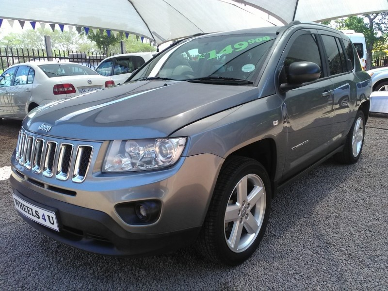 used jeep compass 2 0ltd for sale in gauteng id 2879622. Black Bedroom Furniture Sets. Home Design Ideas