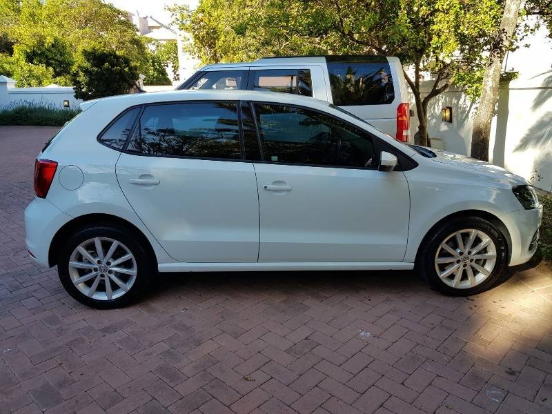 Used Volkswagen Polo Gp 1 4 Tdi Highline For Sale In