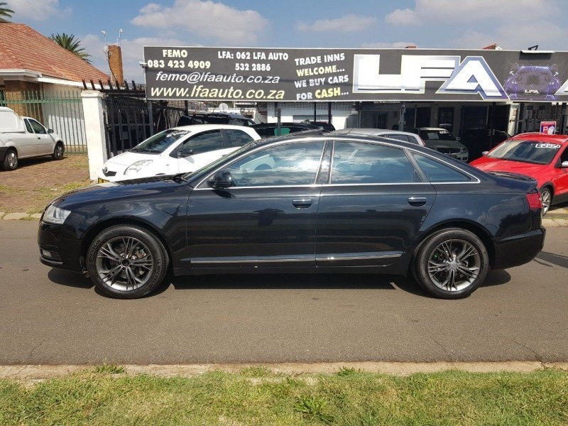 used audi a6 2 7 tdi multitronic for sale in gauteng id 2880122. Black Bedroom Furniture Sets. Home Design Ideas