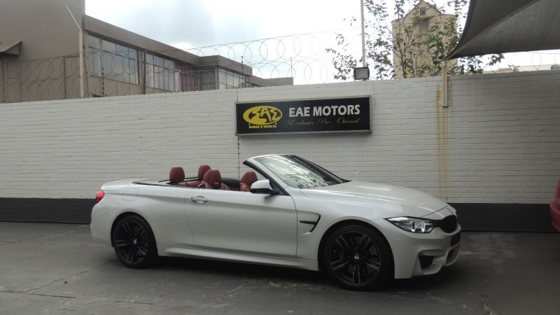 Used Bmw M4 Convertible For Sale In Gauteng