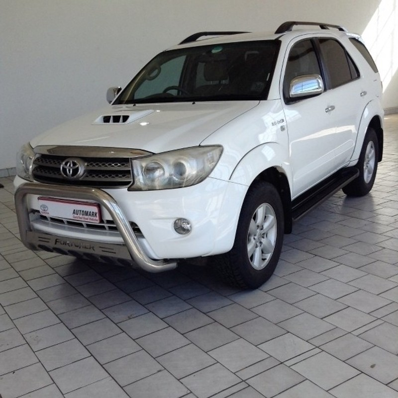 Toyota Dealer Quad Cities: Used Toyota Fortuner 3.0d-4d R/b A/t For Sale In Gauteng